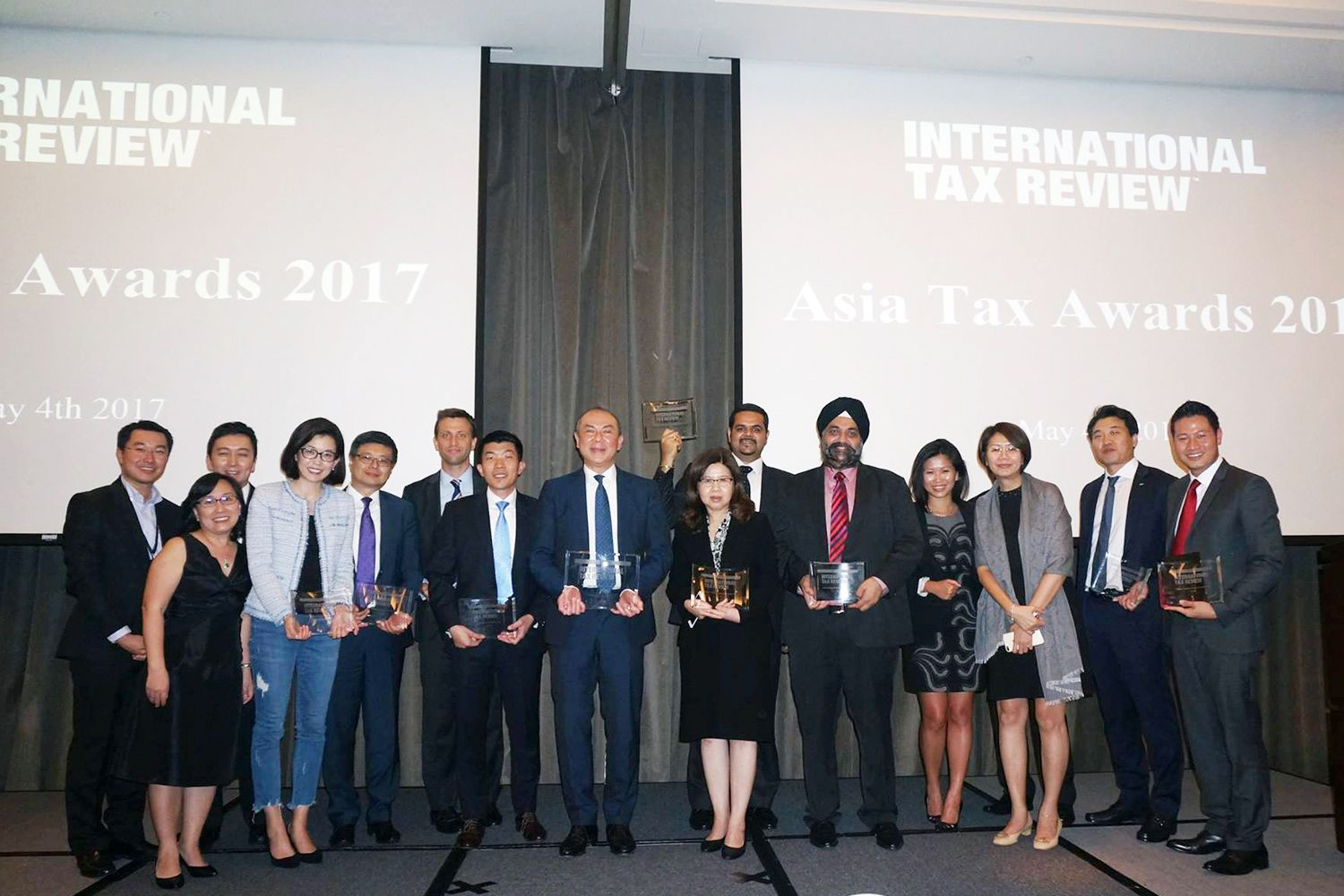 Asia Tax Firm of the Year Award