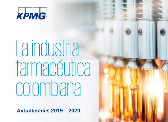 Industria farmacéutica colombiana
