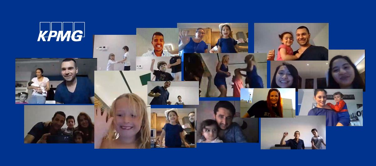 KPMG in Malta hosts first ever virtual staff party
