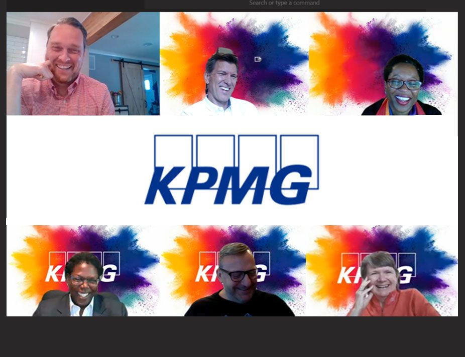 KPMG Pride conference, video snapshot