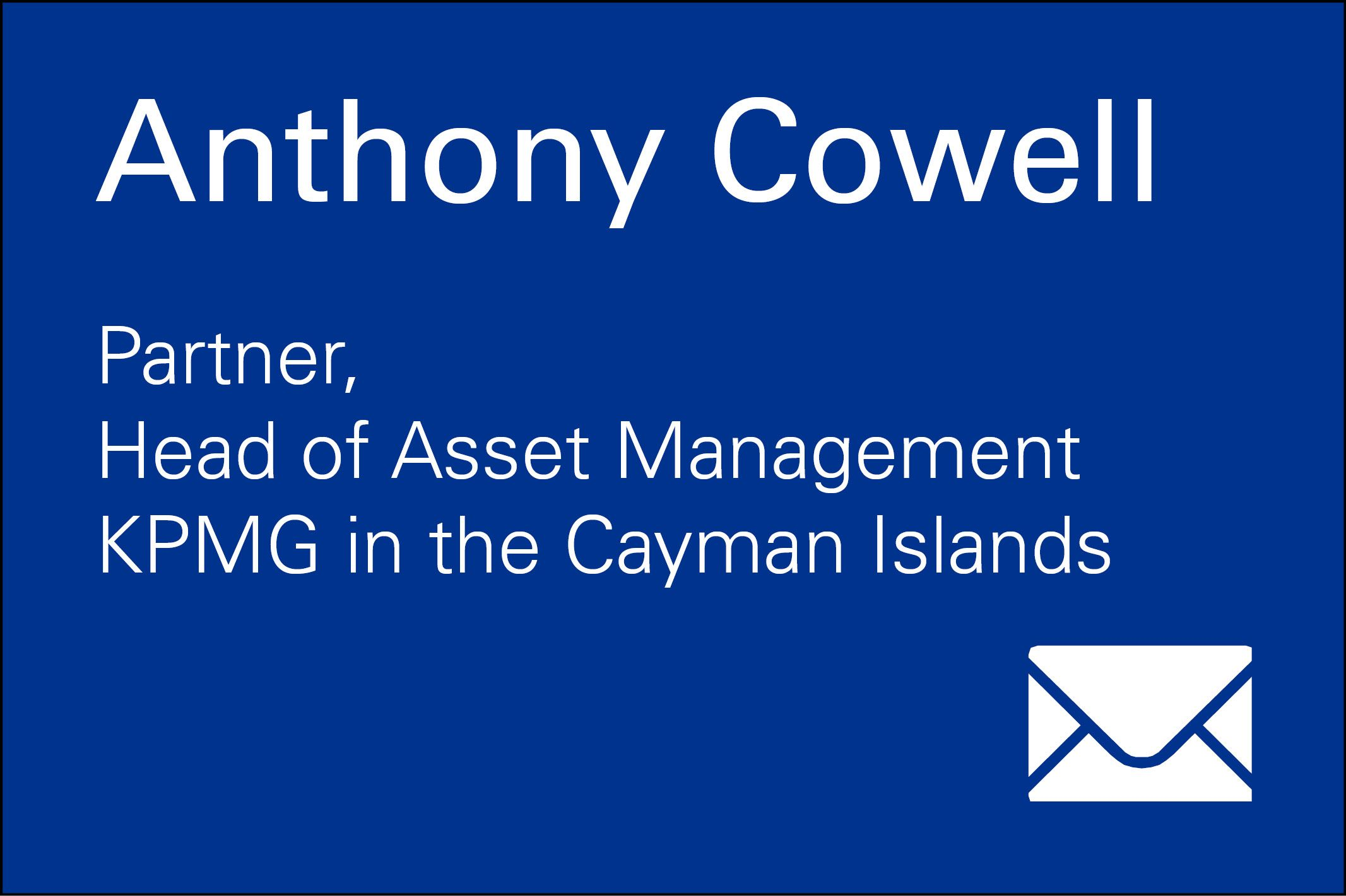Mail to: Anthony Cowell