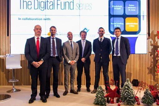 The Digital Fund series