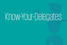 know Your Delegates