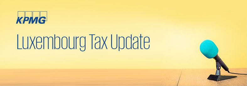 Luxembourg Tax Update 2018