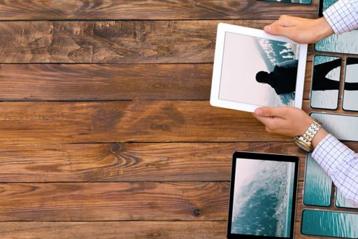 viewing pictures on ipad