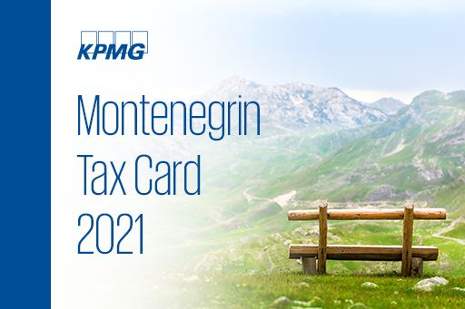 Serbian Tax Card 2021
