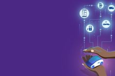 Future of mobility: Insurance & asset management - illustration of communication devices