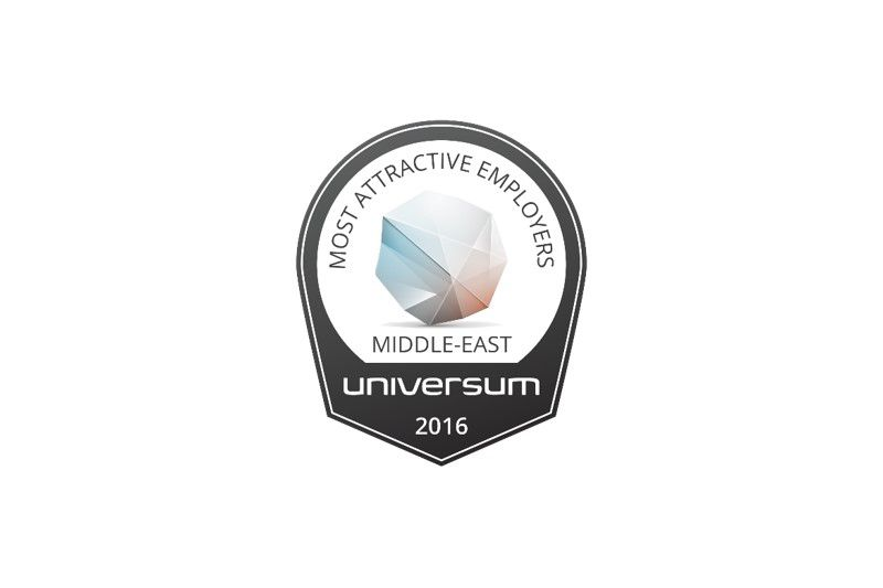 Most Attractive Employers in the Middle East - Universum, 2016