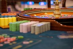 table in casino