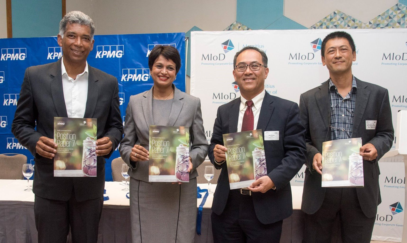 Launch of ACF Position Paper 7