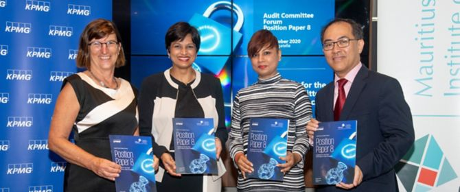 Launch of the ACF Position Paper 8
