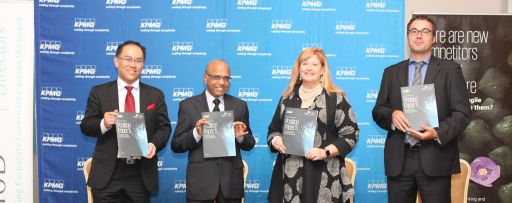 Launch of Audit Committee Forum Position Paper 5