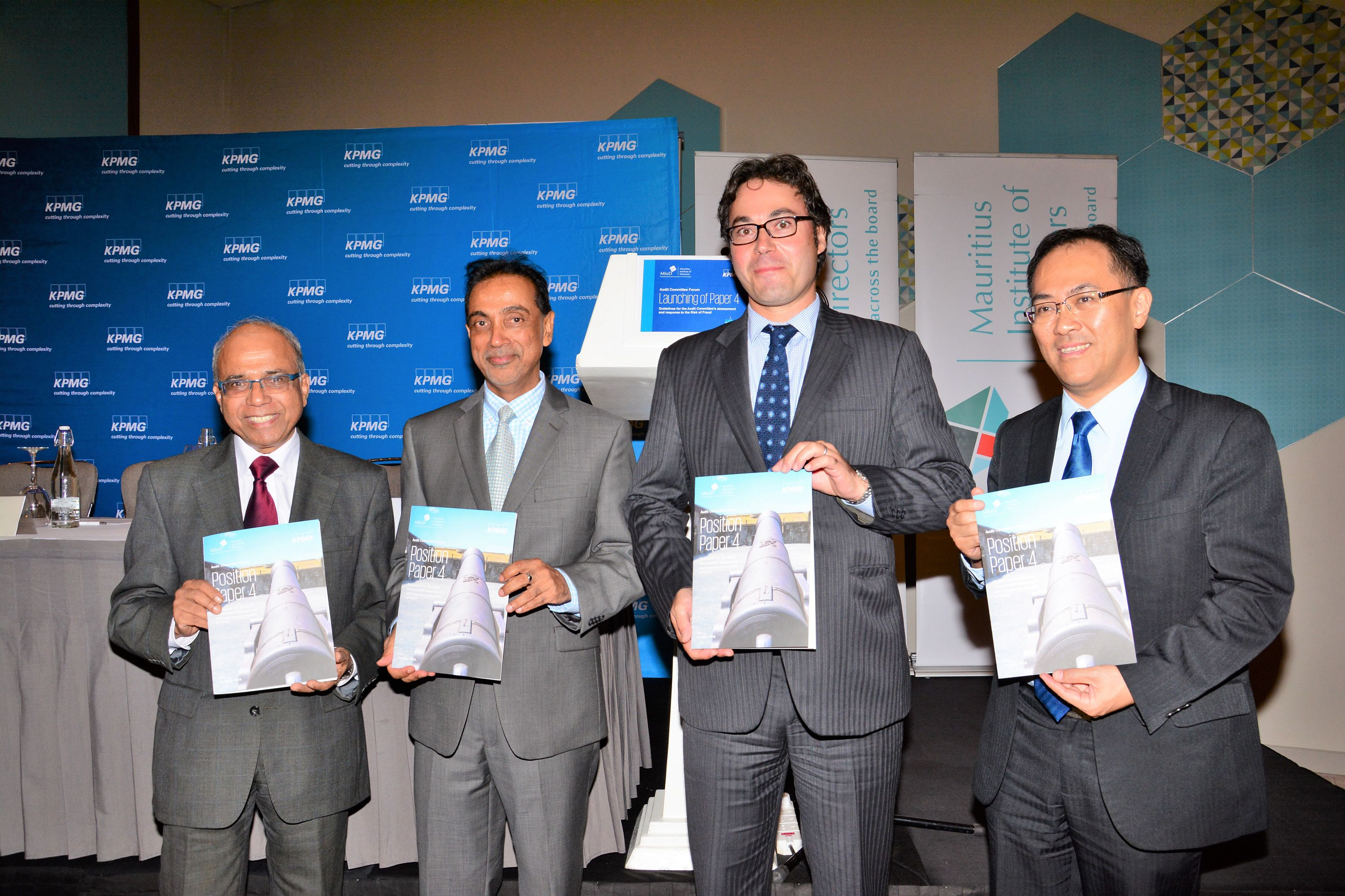 Launching of ACF Position Paper 4