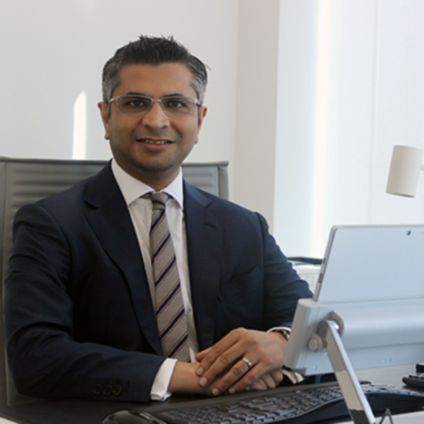 Mubeen Khadir - Partner & Head of Tax & Corporate Services
