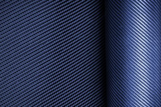 Moving to the Cloud - navy blue texture