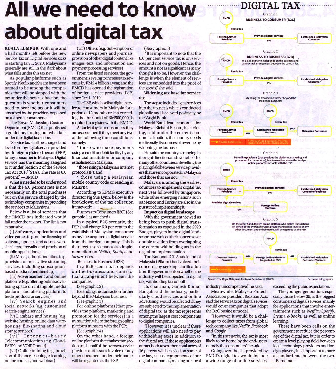 All we need to know about digital tax