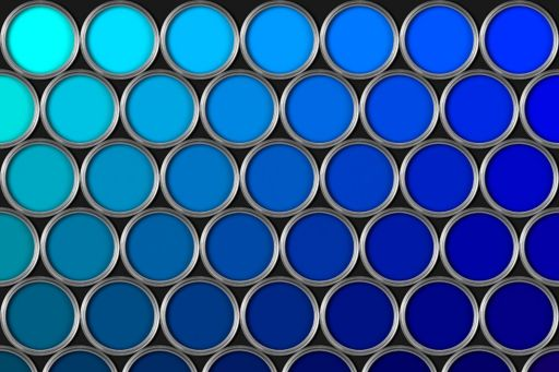 Nl blue paint