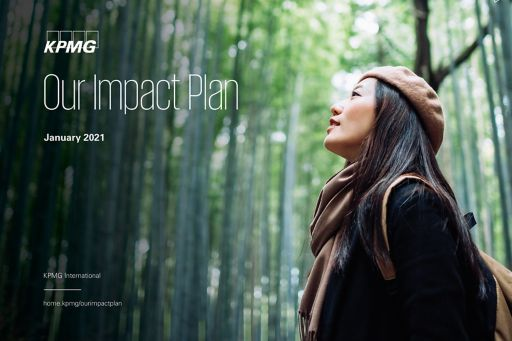 Our Impact Plan cover image