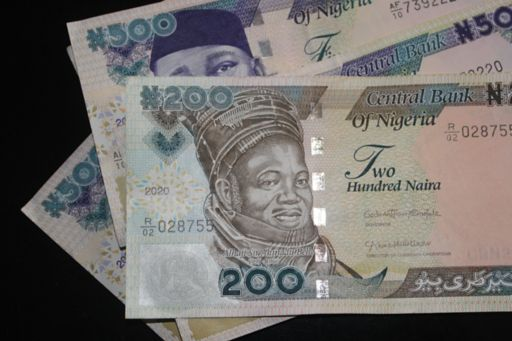 Nigerian Naira Currency Notes