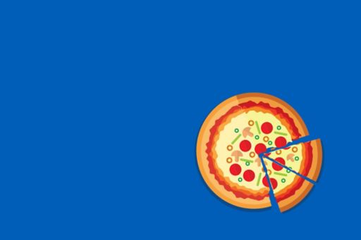 What are the top 10 trends in the out-of-home eating and drinking industry - Pizza Illustration