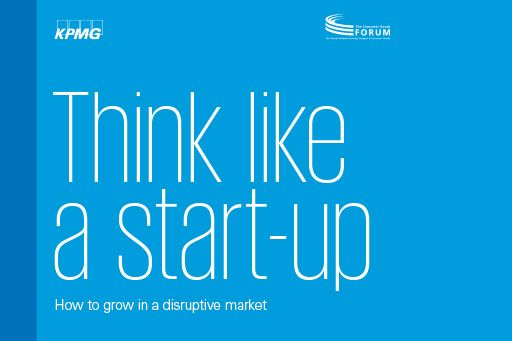 Global Consumer Executive Top of Mind Survey 2017 – Think like a start-up