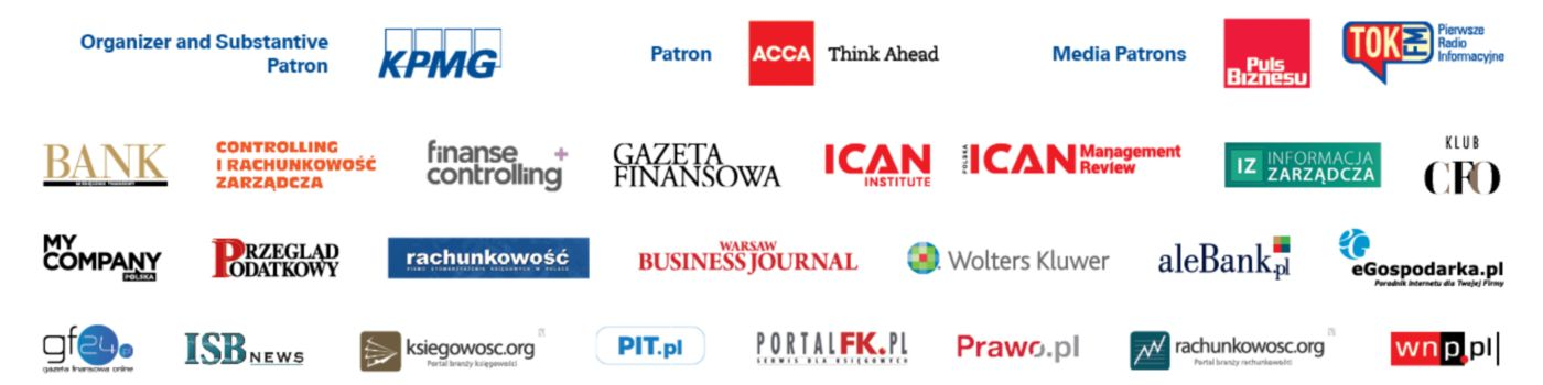 Patrons of the 11th KPMG Tax and Accounting Congress