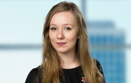 Monika Fiłonowicz, Consultant in the Business Advisory Department – Cyber Security team