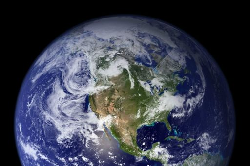 planet-earth-with-black-background
