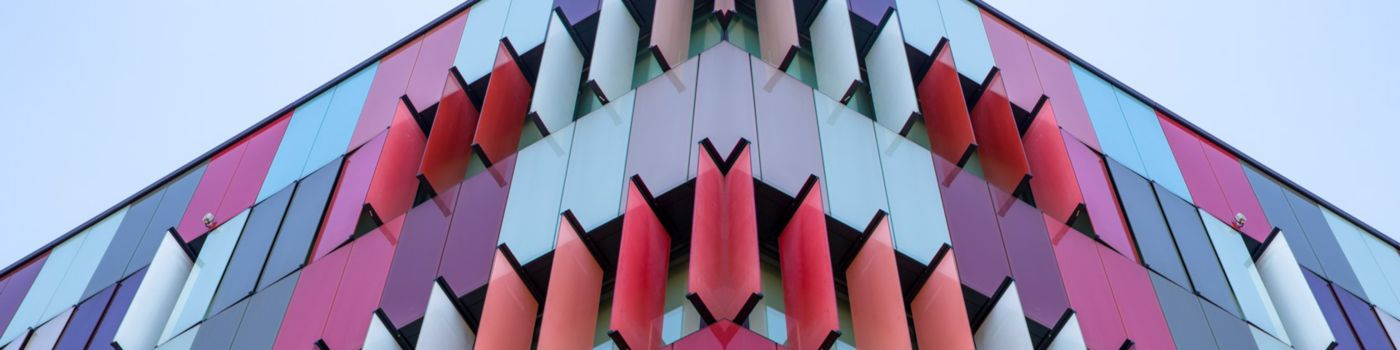 building colored
