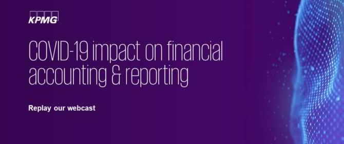 Webcast Financial Accounting & Reporting
