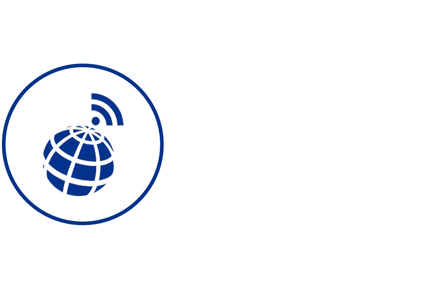 globally connected icon