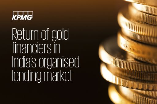 Return of gold financiers in India's organised lending market