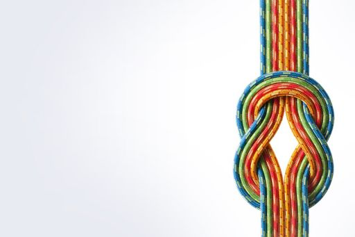 ropes knot