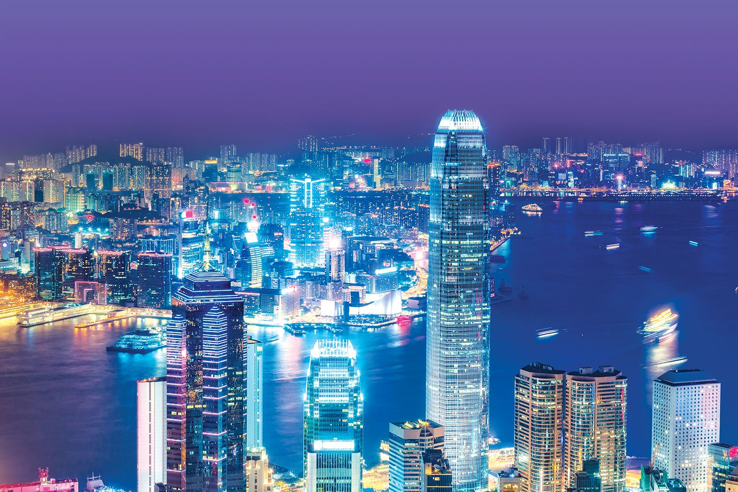 KPMG / ACCA Thought Leadership – Looking beyond Business Disruption: Hong Kong's technology-driven future