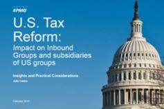 US Tax Reform