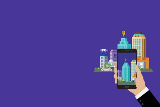 KPMG Global PropTech Survey - Smartphone clicking picture