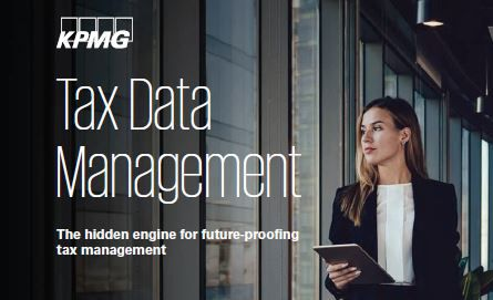 Tax Data Management, PDF cover