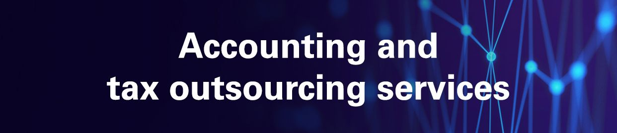 Accounting and tax outsourcing services
