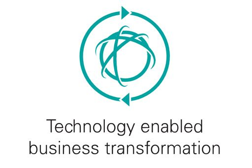 Technology enabled business transformation