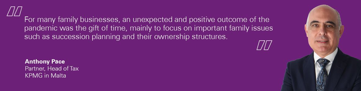 The Impact of COVID-19 on Family Businesses - Anthony Pace