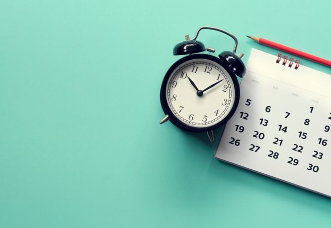 COVID-19 deadlines changed