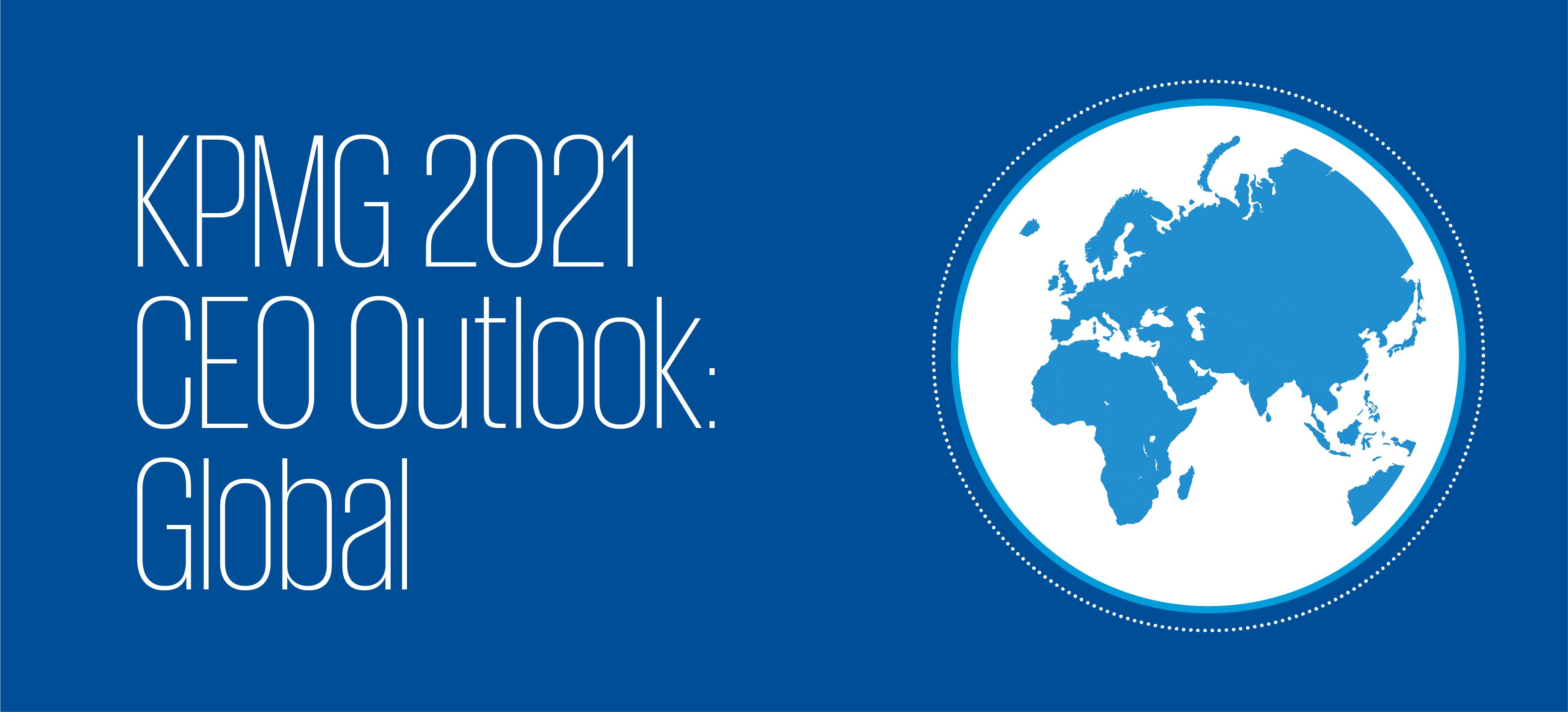 KPMG 2021 CEO Outlook
