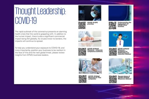Thought Leadership Pack - April 2020
