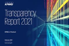 KPMG in Thailand Transparency Report 2021