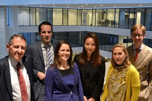 Ontmoet ons Transfer Pricing Team