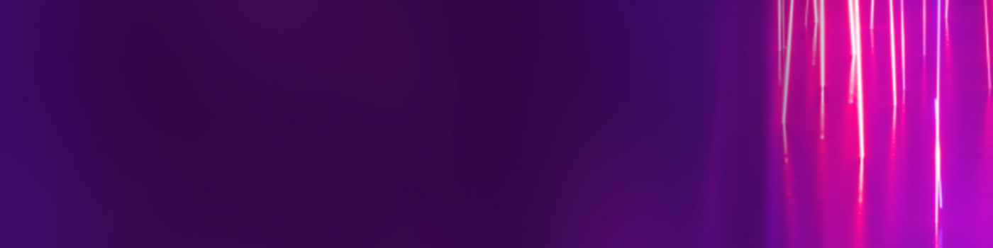 Vertical light pink lines on purple background