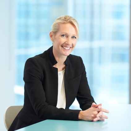 Vicky Parker -  Partner with the power and utilities team