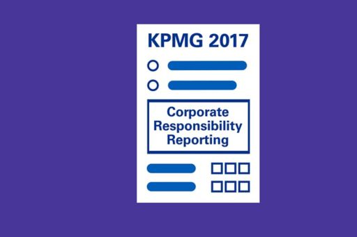 Video The KPMG Survey of Corporate Responsibility Reporting Infographic