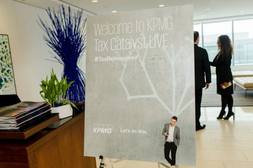 welcome to KPMG Catalyst live